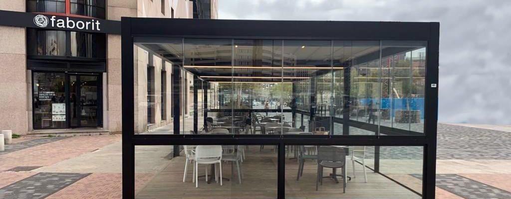 Restaurante Faborit (Torres Kio Madrid)