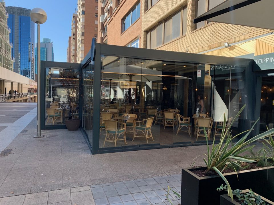 Proyecto Restaurante Tropic and Salads